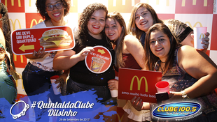Foto Quintal da Clube com Dilsinho 211