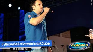 Foto Show de Aniversário da Clube 2017 1