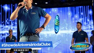 Foto Show de Aniversário da Clube 2017 3