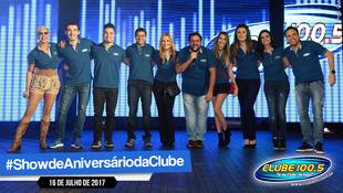 Foto Show de Aniversário da Clube 2017 6