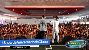 Foto Show de Aniversário da Clube 2017 11