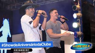 Foto Show de Aniversário da Clube 2017 17