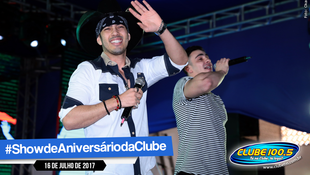 Foto Show de Aniversário da Clube 2017 18
