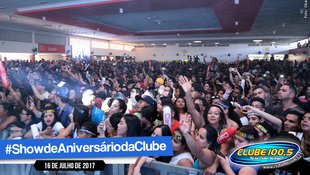 Foto Show de Aniversário da Clube 2017 67