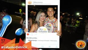 Foto Fotos da galera no #SafadãoElétrico 313