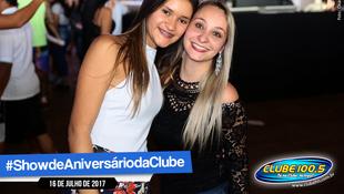 Foto Fotos da Galera no Show de Aniversário da Clube 2017 28
