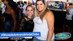 Foto Fotos da Galera no Show de Aniversário da Clube 2017 29