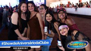 Foto Fotos da Galera no Show de Aniversário da Clube 2017 38