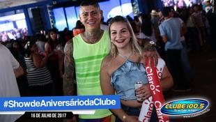 Foto Fotos da Galera no Show de Aniversário da Clube 2017 39