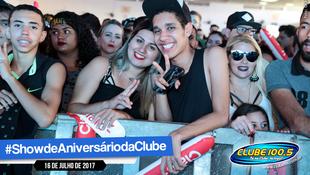 Foto Fotos da Galera no Show de Aniversário da Clube 2017 62