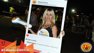 Foto Fotos da galera no #SafadãoElétrico 322