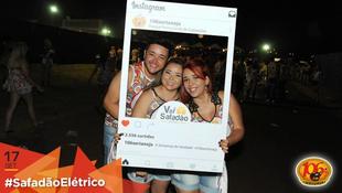 Foto Fotos da galera no #SafadãoElétrico 323