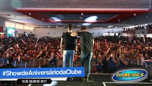 Foto Fotos da Galera no Show de Aniversário da Clube 2017 154