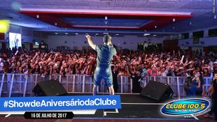 Foto Fotos da Galera no Show de Aniversário da Clube 2017 344