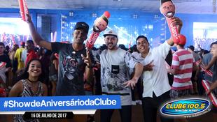Foto Fotos da Galera no Show de Aniversário da Clube 2017 365