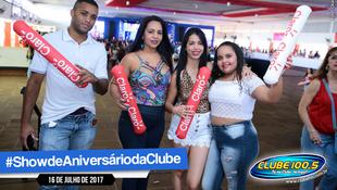 Foto Fotos da Galera no Show de Aniversário da Clube 2017 380