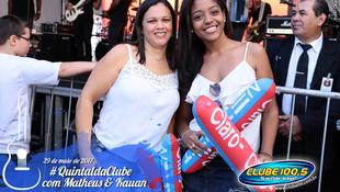 Foto Quintal da Clube com Matheus & Kauan 4