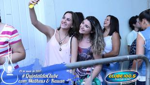 Foto Quintal da Clube com Matheus & Kauan 6