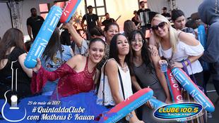 Foto Quintal da Clube com Matheus & Kauan 7