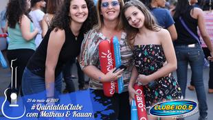 Foto Quintal da Clube com Matheus & Kauan 10