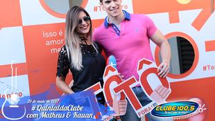Foto Quintal da Clube com Matheus & Kauan 13
