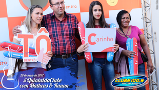Foto Quintal da Clube com Matheus & Kauan 16