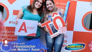Foto Quintal da Clube com Matheus & Kauan 22