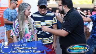 Foto Quintal da Clube com Matheus & Kauan 23