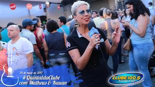 Foto Quintal da Clube com Matheus & Kauan 26