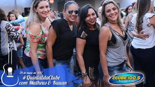 Foto Quintal da Clube com Matheus & Kauan 33