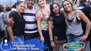 Foto Quintal da Clube com Matheus & Kauan 34