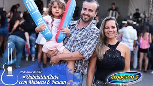 Foto Quintal da Clube com Matheus & Kauan 37