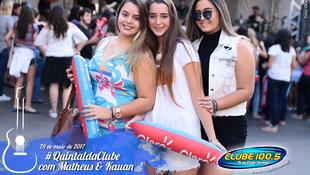 Foto Quintal da Clube com Matheus & Kauan 42