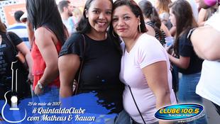 Foto Quintal da Clube com Matheus & Kauan 43