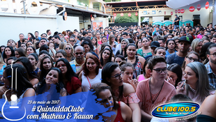 Foto Quintal da Clube com Matheus & Kauan 45