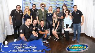 Foto Quintal da Clube com Matheus & Kauan 48