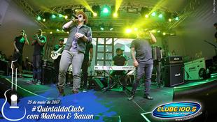 Foto Quintal da Clube com Matheus & Kauan 51