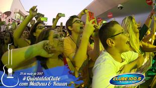 Foto Quintal da Clube com Matheus & Kauan 55