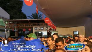 Foto Quintal da Clube com Matheus & Kauan 56