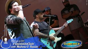 Foto Quintal da Clube com Matheus & Kauan 60