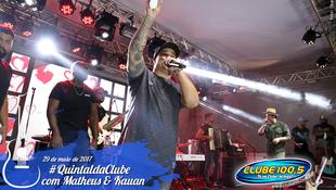 Foto Quintal da Clube com Matheus & Kauan 73