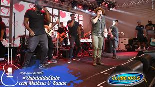 Foto Quintal da Clube com Matheus & Kauan 76