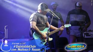 Foto Quintal da Clube com Matheus & Kauan 87