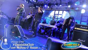 Foto Quintal da Clube com Matheus & Kauan 95