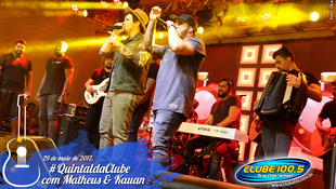Foto Quintal da Clube com Matheus & Kauan 103