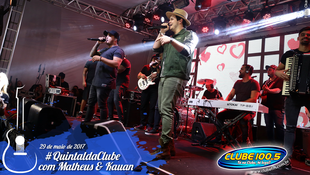 Foto Quintal da Clube com Matheus & Kauan 113