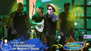 Foto Quintal da Clube com Matheus & Kauan 119