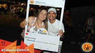 Foto Fotos da galera no #SafadãoElétrico 345