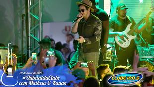 Foto Quintal da Clube com Matheus & Kauan 122