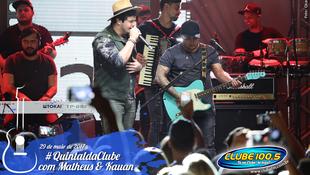 Foto Quintal da Clube com Matheus & Kauan 132